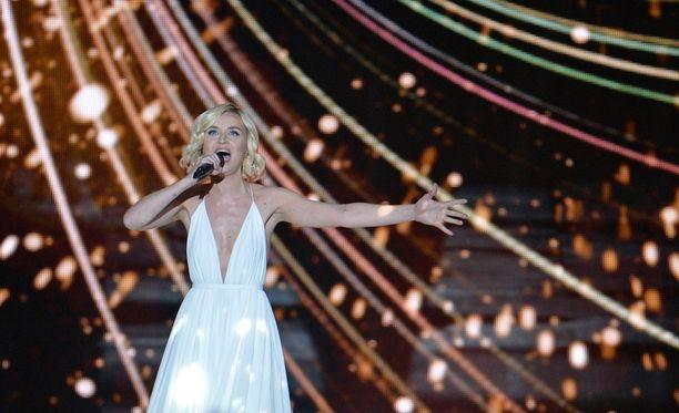 Eurooppalaisten kiukku Venäjää kohtaan puhkesi Euroviisuissa.