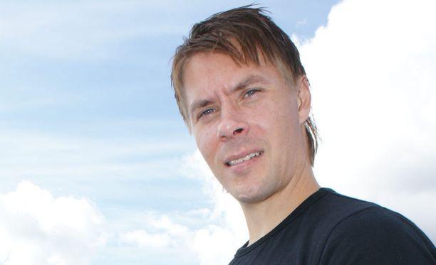 Kalle Sahlstedt on Lukon uusi urheilujohtaja.