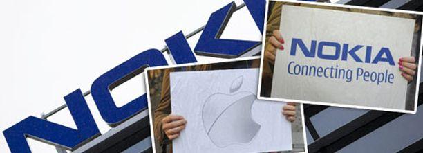 Ulkomaiset kilpailijat haastavat Nokian entistä selvemmin myös kotikentällä.