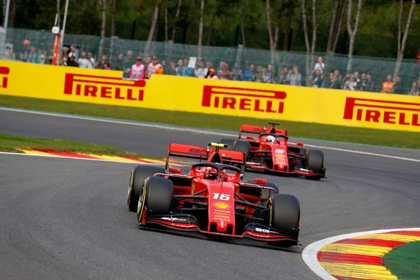 Ferrarin suoranopeudet herättivät kysymyksiä viime vuonna.