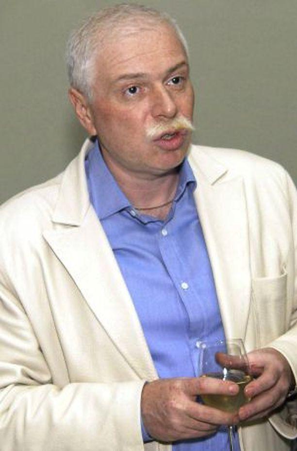 Georgialainen liikemies Badri Patarkatsishvili kuoli viime yönä kotonaan Britanniassa.
