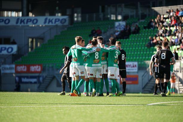 Iltalehden vakiovihje laskee IFK Mariehamnin varmaksi.