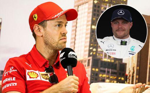 """""""Voisi hajottaa tallin"""" – Entinen F1-kuski varoittaa Mercedestä Vettelistä, puhuu Valtteri Bottaksen puolesta"""