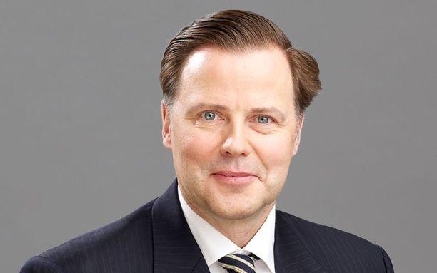 Olli Sarekoski toimii tällä hetkellä Veikkauksen varatoimitusjohtajana.