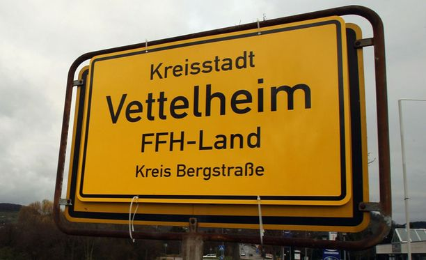 Heppenheimista Vettelheim?
