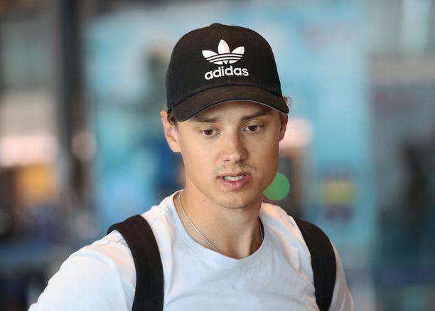 Sebastian Aho on nuoresta iästään huolimatta Carolina Hurricanesin johtohahmo.