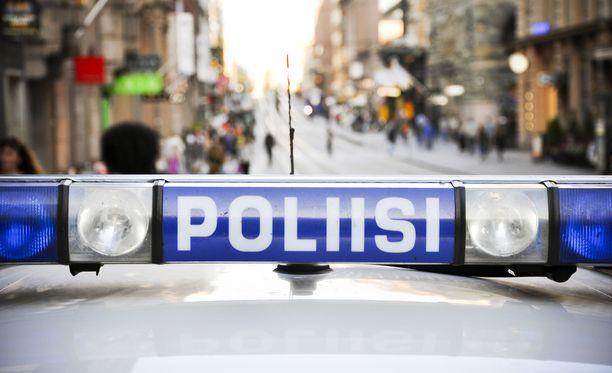 Poliisi ja mielenosoittajat ovat joutuneet vastakkain jyväskyläläisessä vastaanottokeskuksessa.
