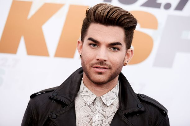 Adam Lambert esiintyy Olympiastadionilla 6. kesäkuuta.