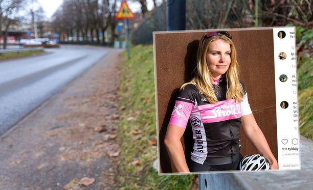 Nathalie Birli kidnapattiin pyörälenkillä Itävallan Grazissa.