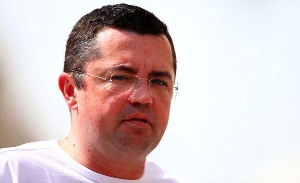 Éric Boullier haluaa muutoksen moottorisääntöihin.