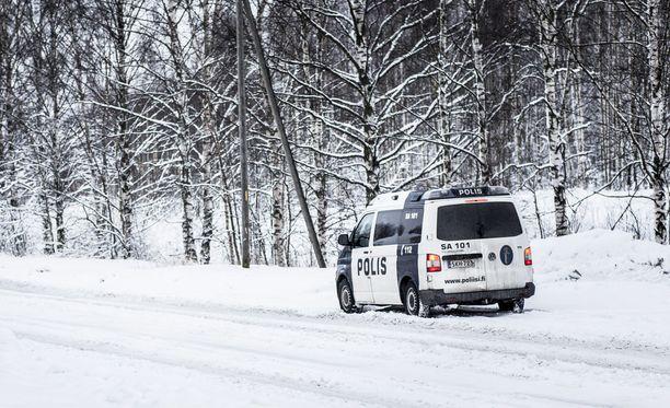 Poliisi sai 19-vuotiaan kiinni etsintäkuulutuksen perusteella.