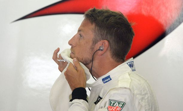 Jenson Button on lähellä jatkosopimusta McLarenille.