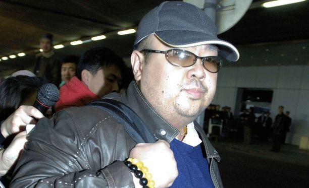Kim Jong-nam salamurhattiin Kuala Lumpurin lentokentällä.