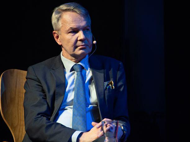 Pekka Haavisto - vasemmistojohtaja?