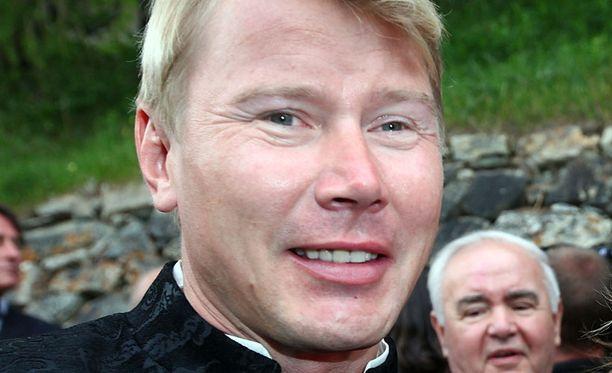 Mika Häkkinen ei oikeasti kritisoinut Michael Schumacheria.