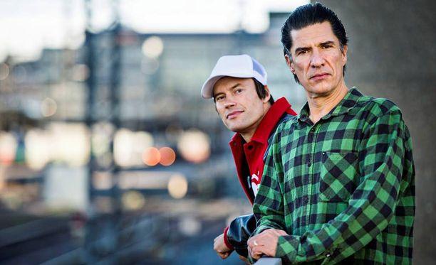 Atomirotta-yhtye julkaisee ensi vuonna toisen albuminsa.