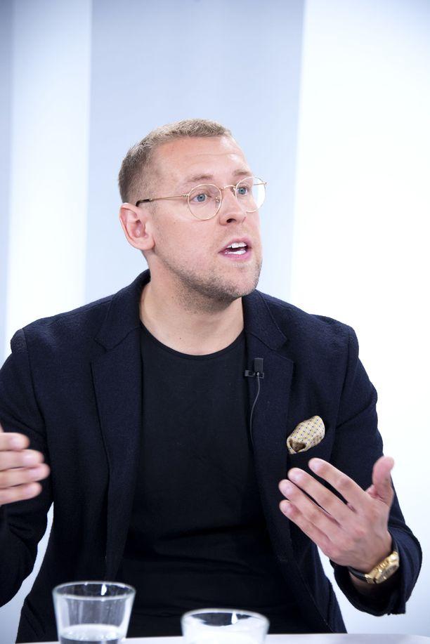 Andrei Koivumäki jonotti lapsena leipäjonossa.