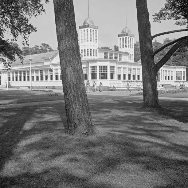 Hangon Casino vuonna 1975.
