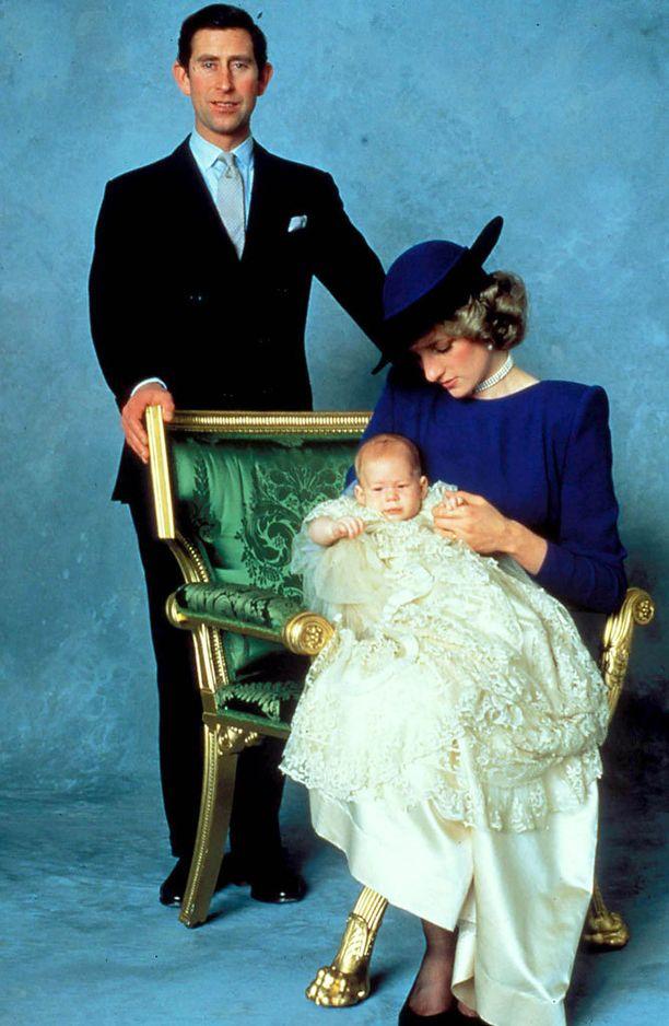 Prinssi Harry eli koko nimeltään Henry Charles Albert David syntyi 15. syyskuuta 1984.