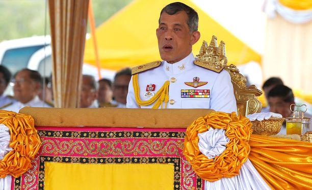 Maha Vajiralongkorn on Thaimaan seuraava kuningas.