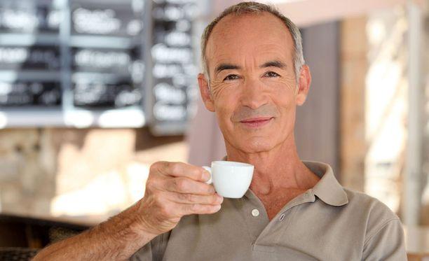 Kolme, neljä kuppia kahvia päivässä on muissa tutkimuksissa todettu terveydelle passeliksi määräksi.