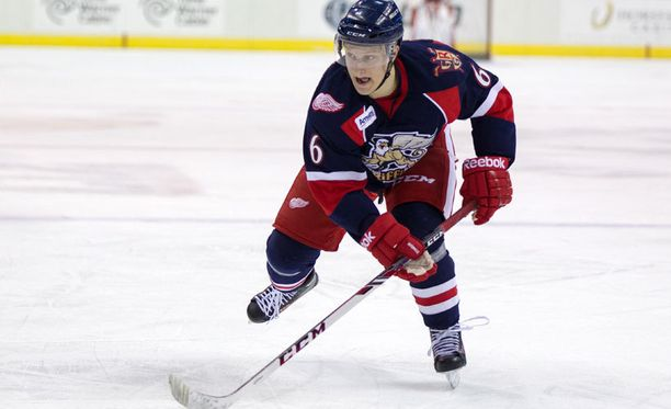 Teemu Pulkkinen tekee tuhoja AHL:ssä.