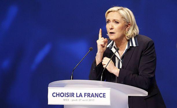 Marine Le Penillä on Pierre Ménardin mukaan huono vaaliohjelma. Siksi häntä ei pitäisi äänestää.