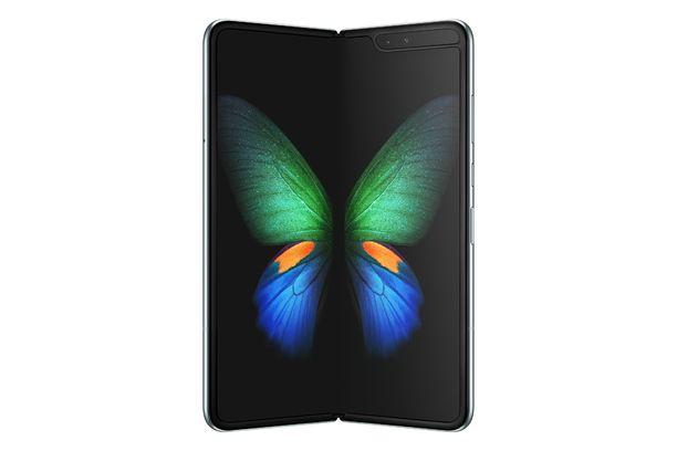 Samsung Fold on hävyttömän kallis älypuhelin, joka kätkee sisäänsä tabletin.