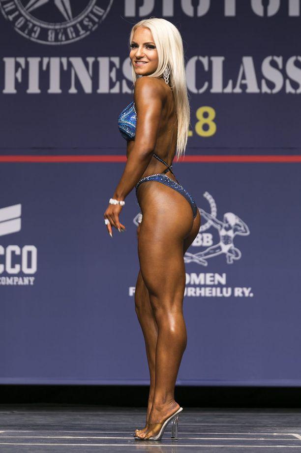 Senni Nieminen saavutti huhtikuussa voiton Fitness Classicissa Helsingin Kulttuuritalolla. Voittajat edustavat Suomea EM-kisoissa.