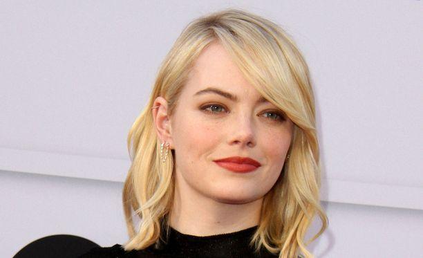 Emma Stone on tällä hetkellä kovapalkkaisin naisnäyttelijä.