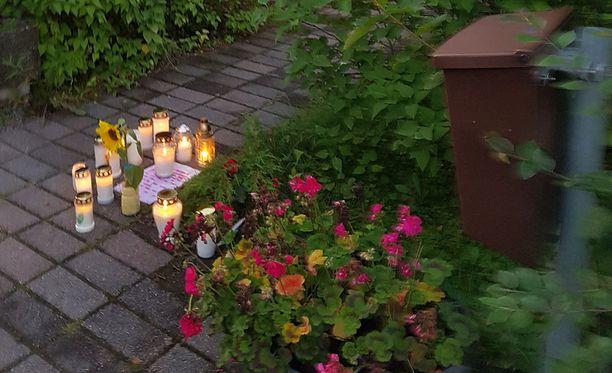 Surma tapahtui uhrin kotona Tampereen Lielahdessa viime syyskuussa.