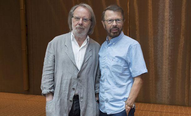 Björn Ulvaeus ja Benny Andersson eivät lämpene ajatukselle enää uusista Mamma Mia! -elokuvista.