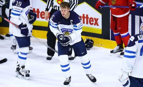 Lasse Kukkonen ei ole päättänyt maajoukkueuransa jatkosta.
