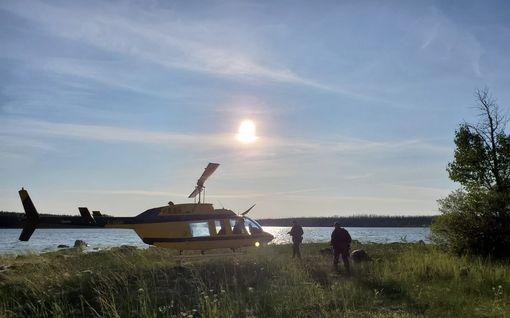 Viimeinen ateria sardiineja ja porsaankyljyksiä - Kanadan sarjamurhista epäiltyjen matka päättyi pusikkoon joenrannalle