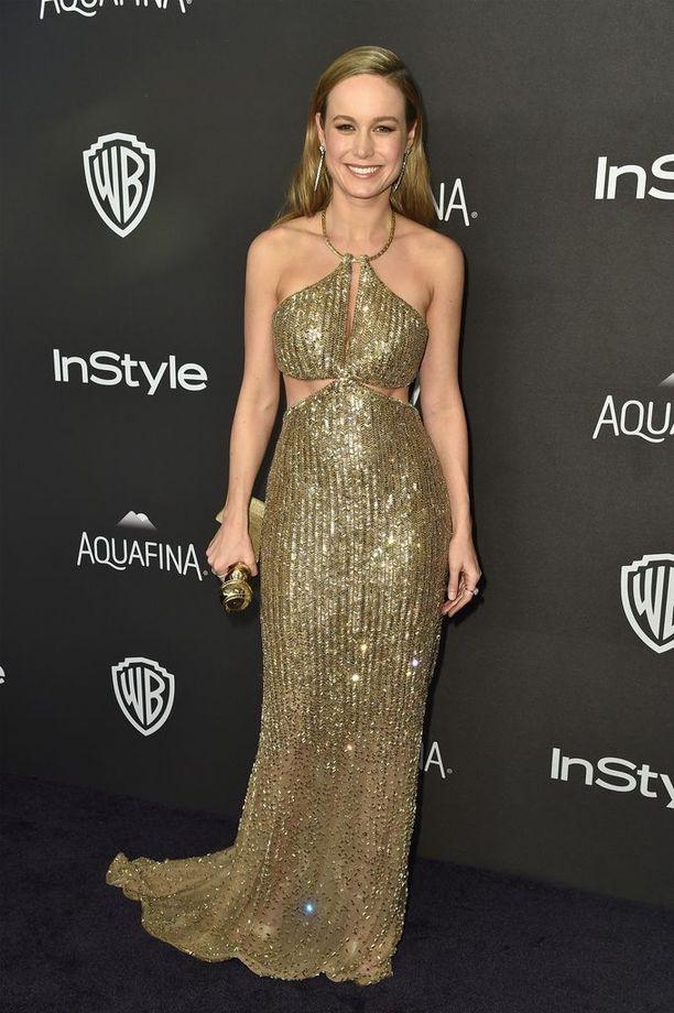 Brie Larson, asu Calvin Klein Collection