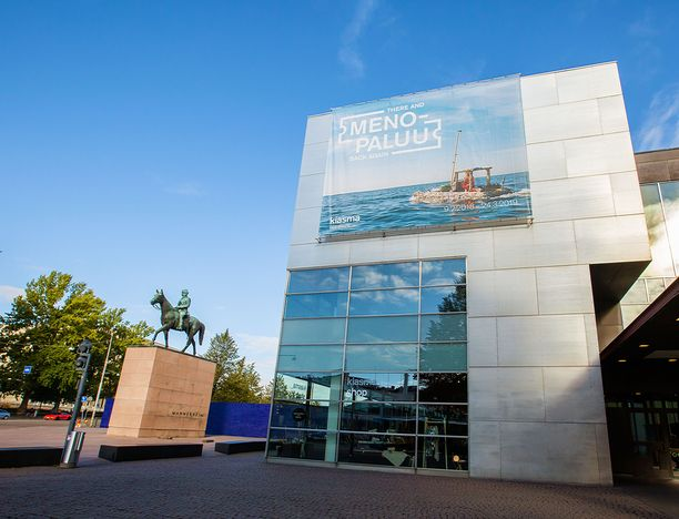 Kiasma oli viime vuonna kolmanneksi suosituin museokorttikohde.