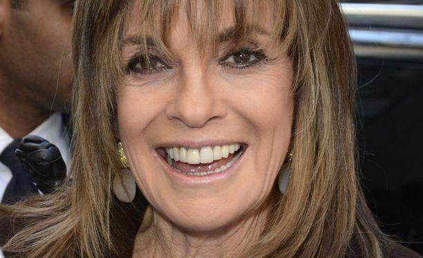 Linda Gray sekoitetaan edelleen roolihahmoonsa Sue Elleniin.