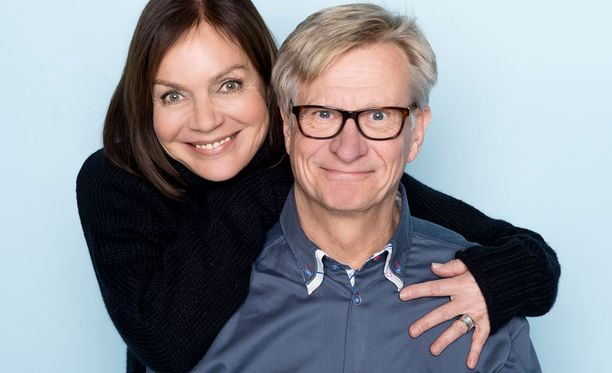 Lena Meriläinen ja Olli Tola ovat pysyneet yhdessä vaikeuksista huolimatta.