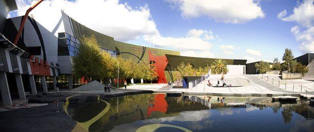 Canberrasta löytyy kiinnostavia museoita.