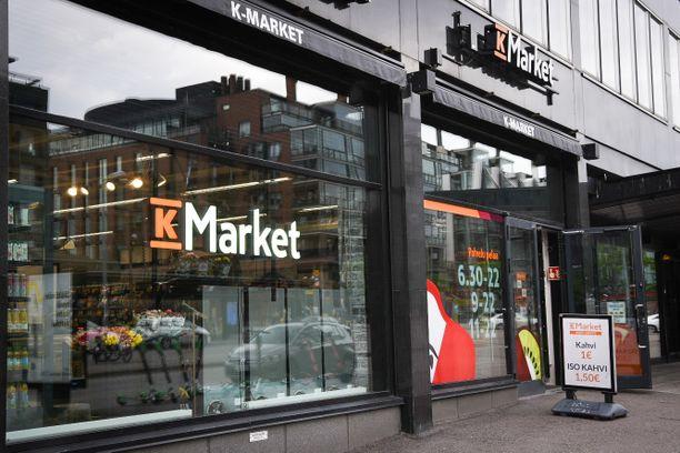 K-Market Kampin uusi nimi on Pikku-Kamppi.