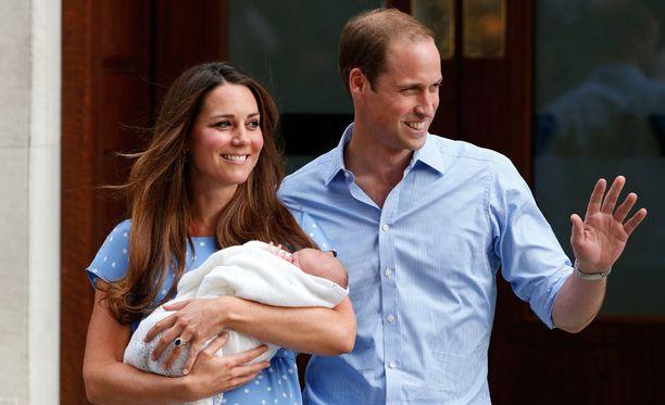 Maailma odottaa jo silmä kovana kuninkaallisen vauva nro. 2:n saapumista. Katen laskettu aika on ensi lauantaina.