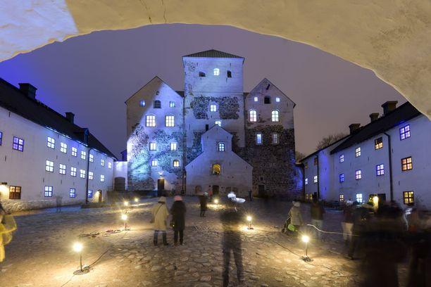Turun linnaan liittyy useita kummitustarinoita.