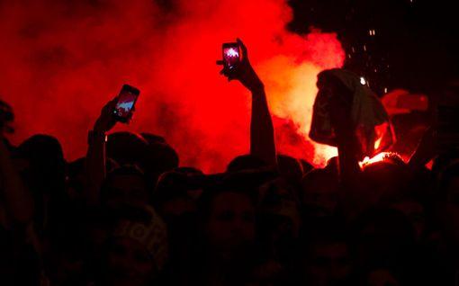 Real Madrid juhli rajusti Lissabonin yössä - katso kuvat!