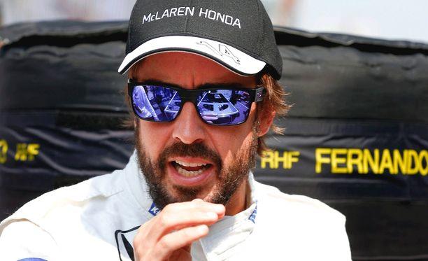Fernando Alonso ei ole enää Ferrari-fanien suosiossa.