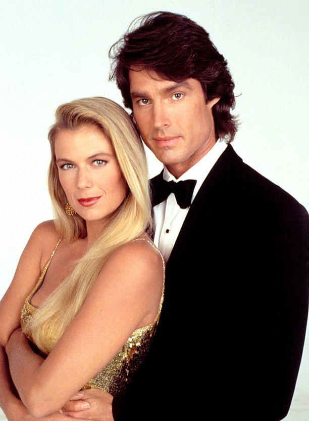 Brooken elämän rakkaus sarjassa oli Ronn Mossin esittämä Ridge Forrester.