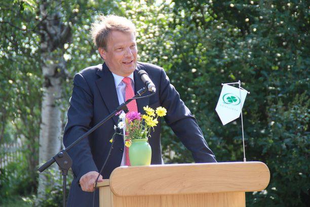 Hannu Takkulaa esitetään Suomen ehdokkaaksi Euroopan tilintarkastustuomioistuimeen.