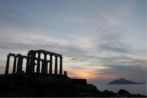 Kreikka tarjoaa paljon historiasta kiinnostuneille.