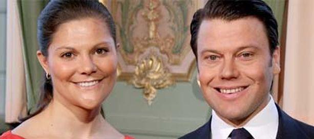 Victoria ja Daniel Westling menevät naimisiin ensi kesänä.