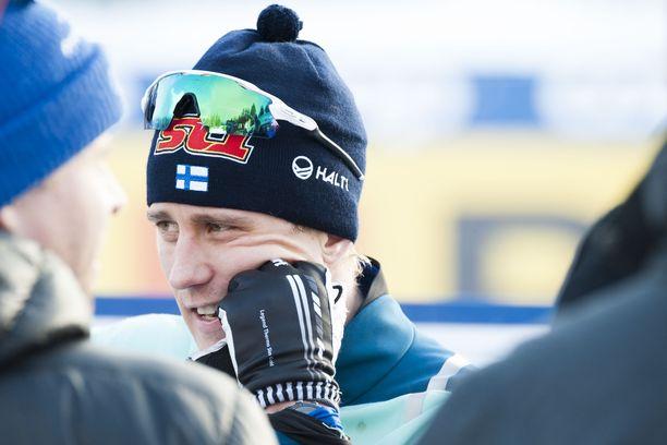 Lauri Lepistö on 66:s Tour de Skin kokonaistilanteessa etapin 3/7 jälkeen.