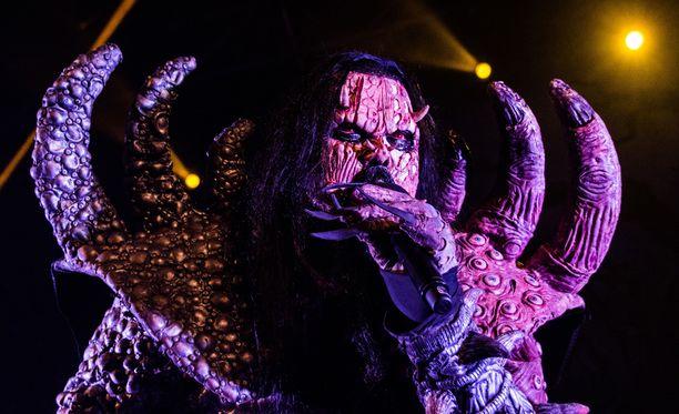 Lordi esiintyy tänään Tähdet, tähdet -ohjelmassa.